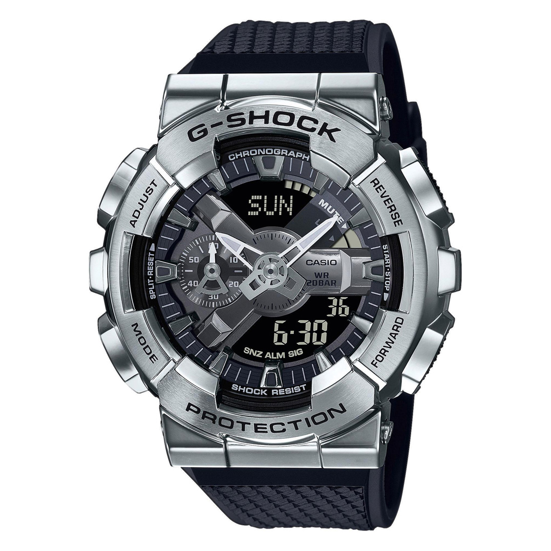 Casio GM 110 1AER G Shock Metal covered Sport 49 mm