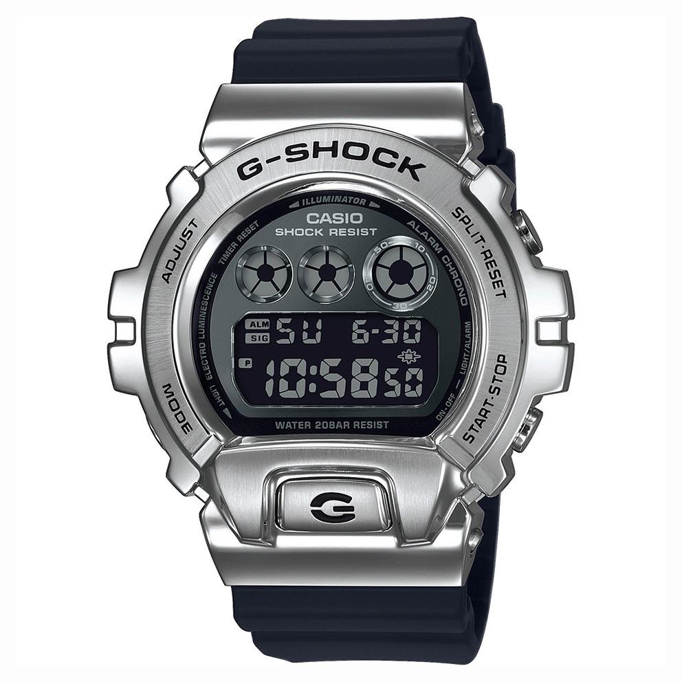 Casio GM 6900 1ER G Shock Metal covered Sport 50 mm