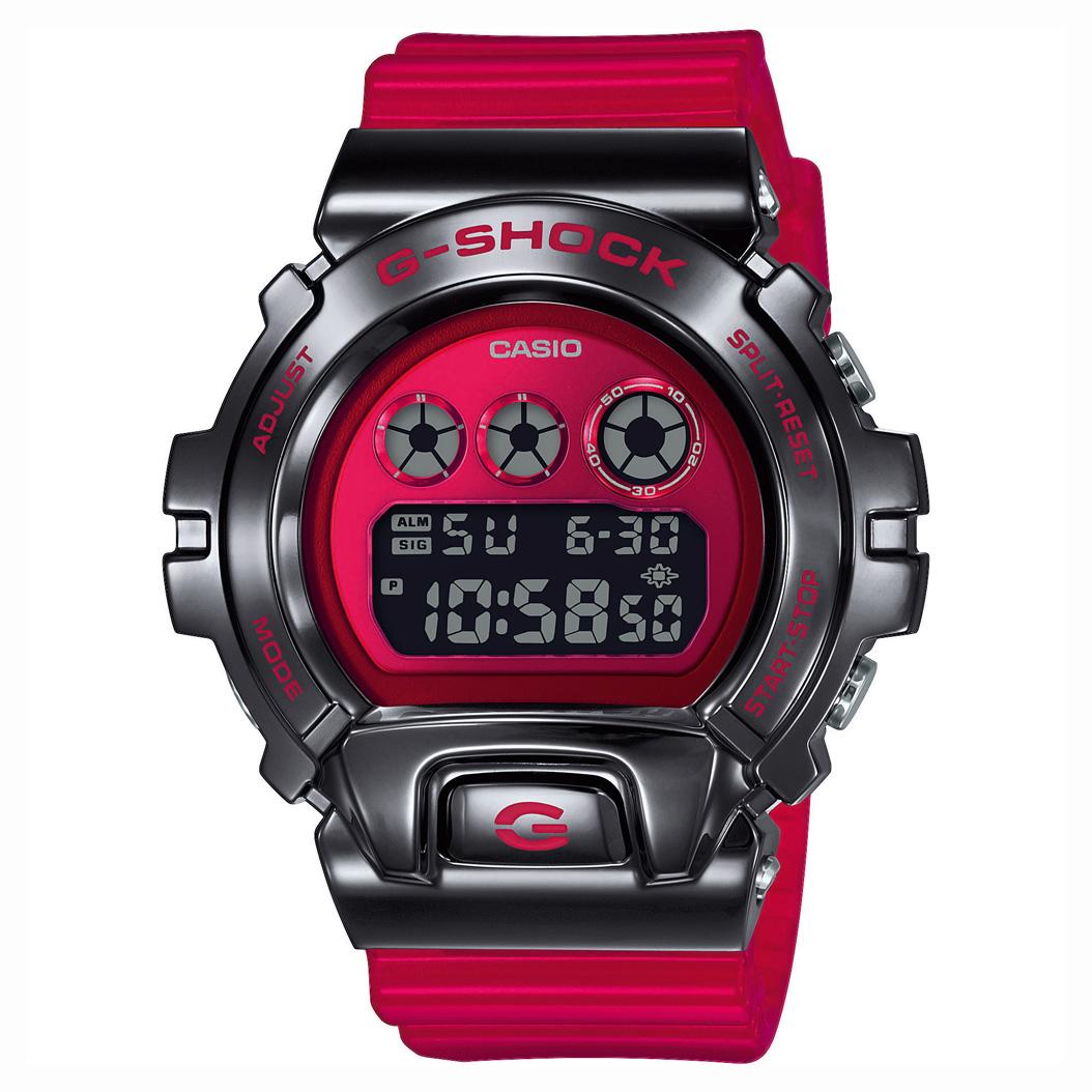 Casio GM 6900B 4ER G Shock Metal covered Sport 50 mm