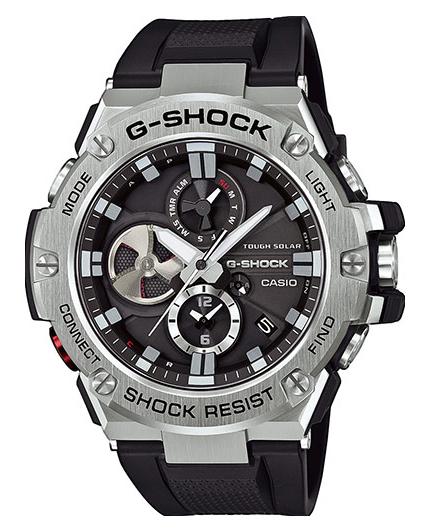 CasioGST B100 1AER G ShockSteelSolar Bluethooth
