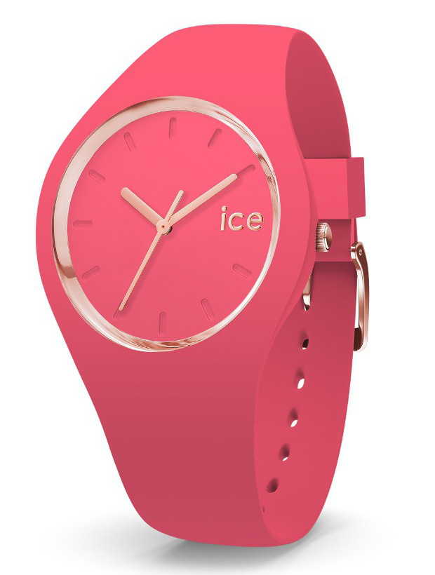 Ice-Watch ICE Glam Raspberry 41,5 mm framboosrood-roskleurig IW015335