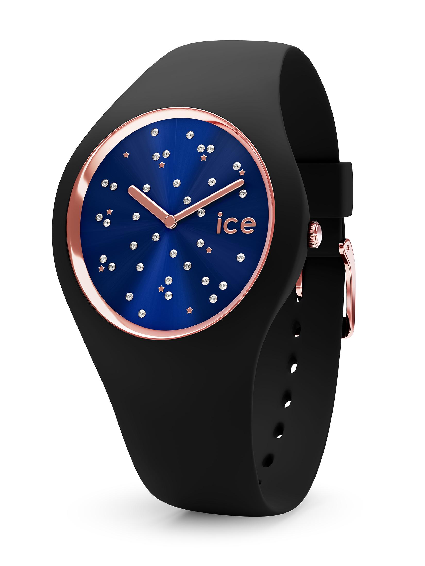 Ice-watch IW016294 Ice Cosmos Dameshorloge zwart 40 mm