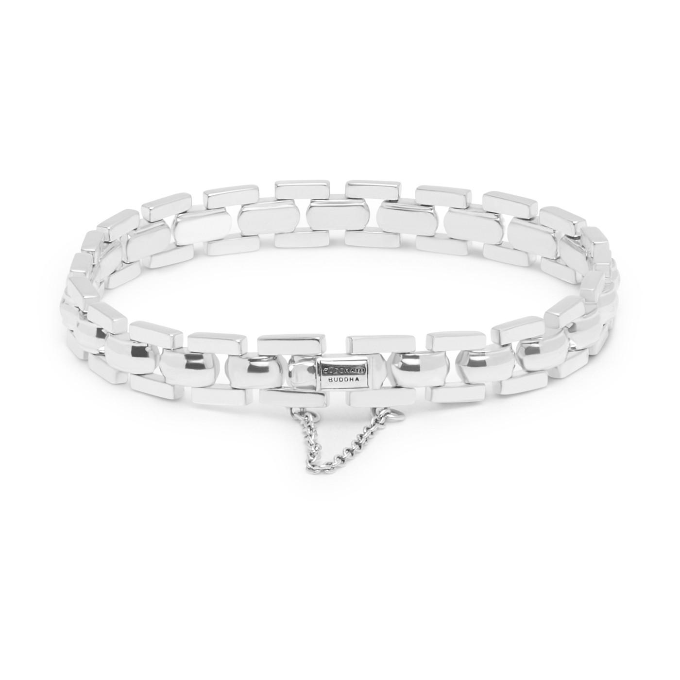zilveren armband J040