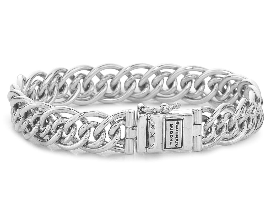 Buddha To Buddha Nathalie Junior zilveren armband