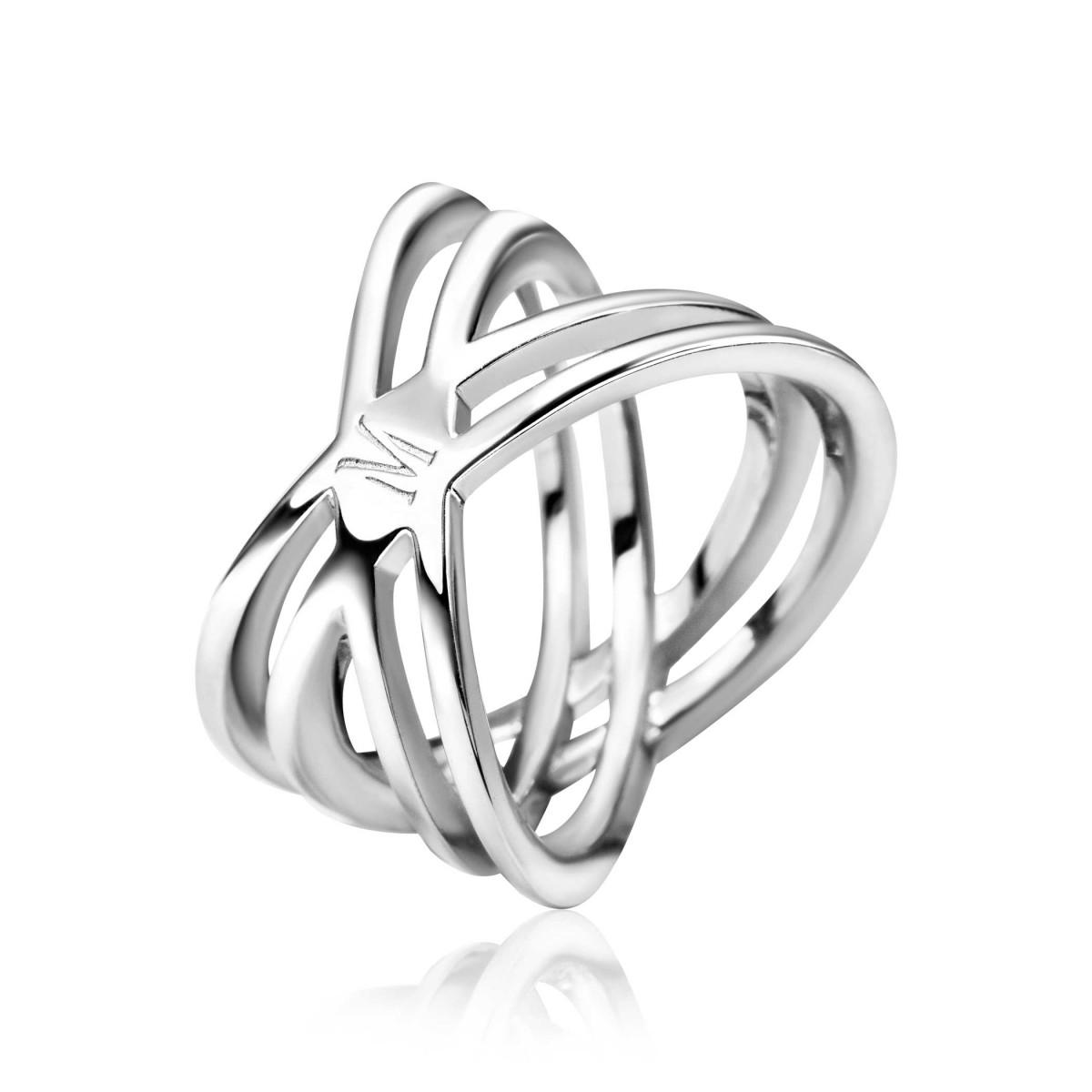 Zinzi by Mart Visser MVR12 Ring zilver Maat 58