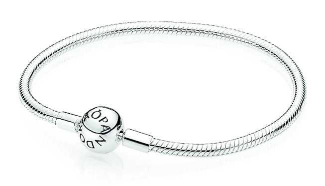 Pandora Armband zilver 'Bal-sluiting' 23 cm 590728