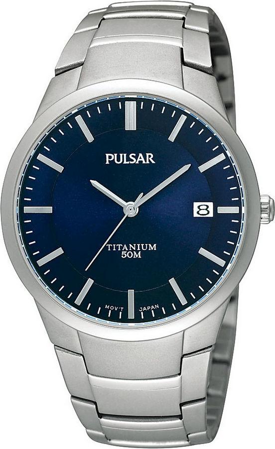 Pulsar Herenhorloge titanium PS9011X1
