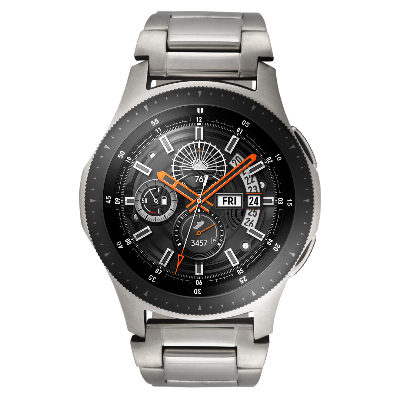 Samsung SA.GASL Watch S3 Smartwatch Special Edition 46 mm