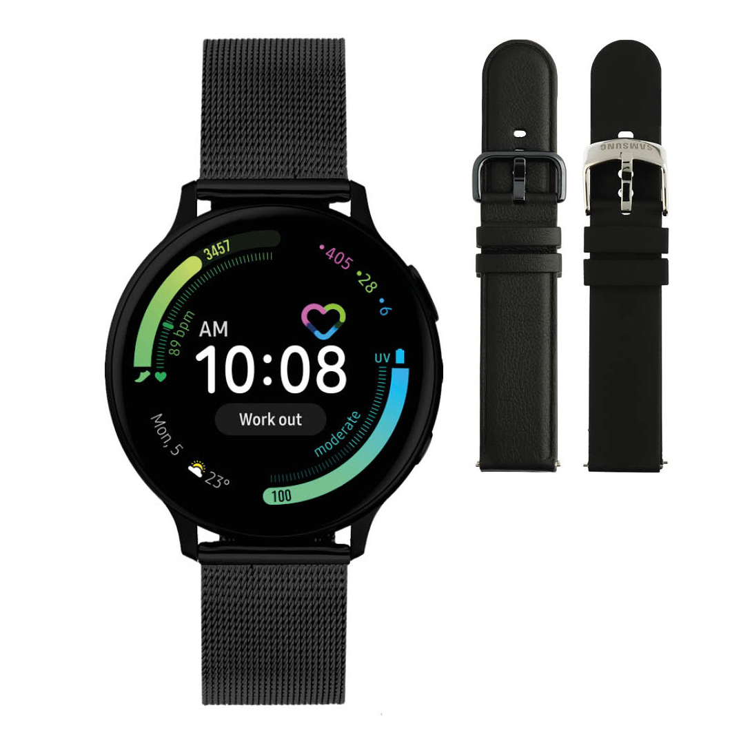 Samsung SA.R830BM Active2 Special Smartwatch Milanese band 40 mm