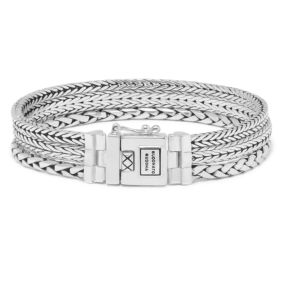Buddha to Buddha J104 Armband Triple Mini (F) 21 cm