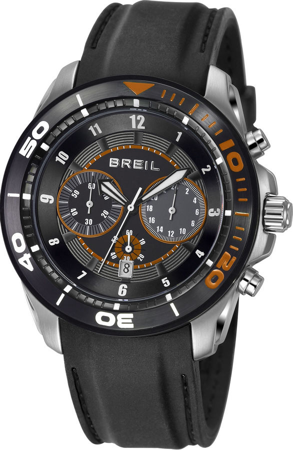 Breil Time Herenhorloge 'Edge' Chronograaf TW1220