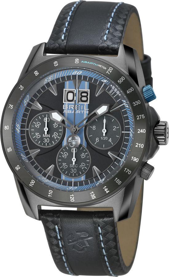 Breil Time Herenhorloge 'Abarth' Chronograaf TW1363